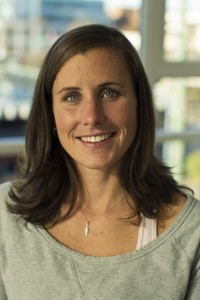 Stephanie Corker, head of recruitment, lululemon athletica