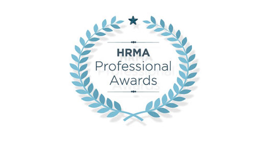 Recipients Announced for HRMA's 2016 Professional Awards