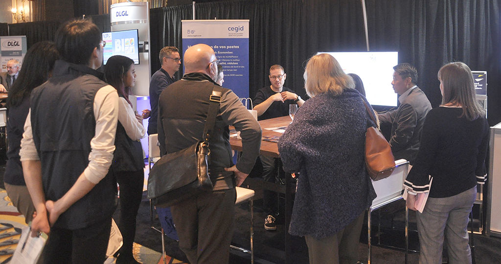 Lot's of Hands-On Learning at the HR Technology Symposium + Showcase