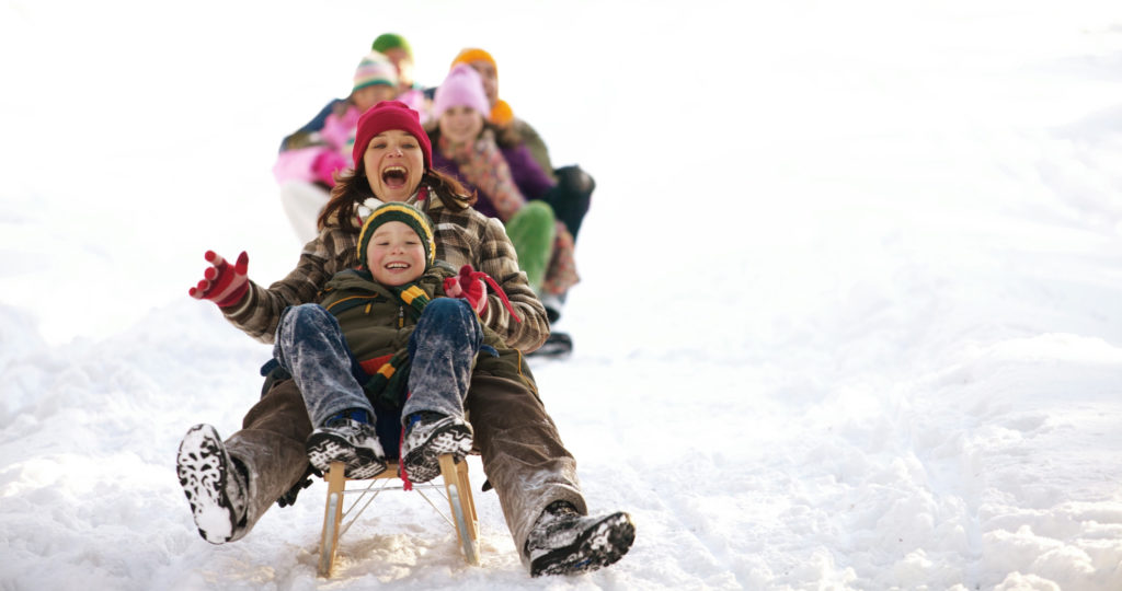 Snow Day! Fun for kids, working parents and employers, not so much