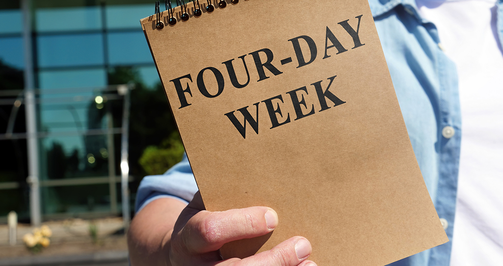 Does The Four-Day Workweek Work For Your Organization?